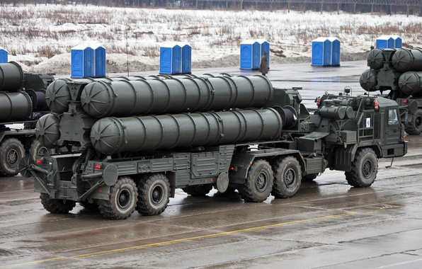 Picture AAMS, S-400, triumph, THE ARMED FORCES