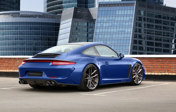 Picture Porsche 911, tuning, Ball Wed, 991, Carrera Stinger