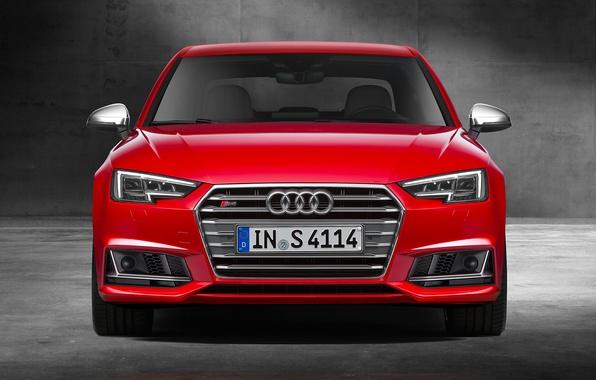 Picture face, Audi, Audi, Sedan, 2015