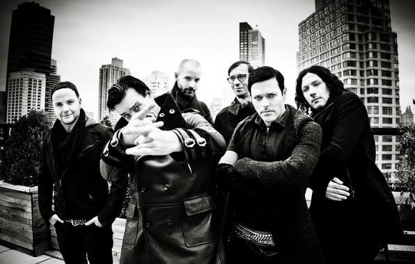 Picture group, Germany, Rammstein, men, Till Lindemann, Oliver Riedel, Till Lindemann, industrial metal, Paul Landers, Richard …