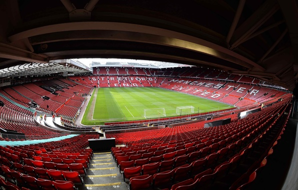 Picture Manchester United, old trafford, red devil