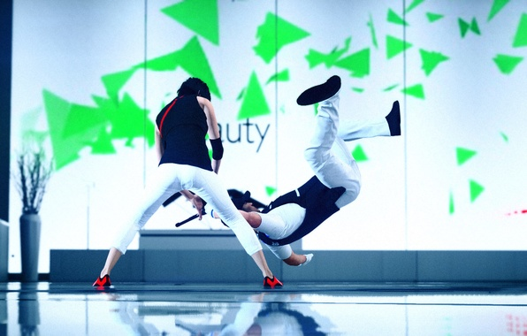 Picture game, Mirrors Edge, Catalyst, 2nd, Wallpaper Set