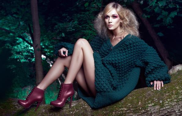 Picture girl, makeup, glamour, Daniel Ilinca, Oana