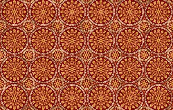 Picture flowers, pattern, ornament