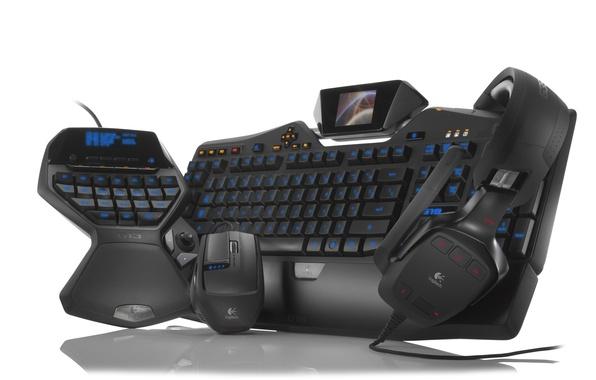 Picture Keyboard, Hi-Tech, Logitehc