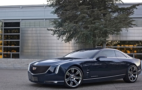 Picture Cadillac, coupe, luxury, Elmira escb