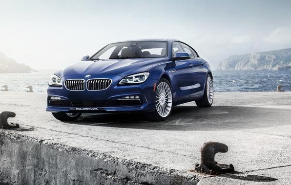 Picture BMW, Gran Coupe, xDrive, US-spec, F06, Alpina, 2015