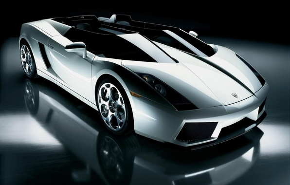 Photo wallpaper Lamborghini, Concept S