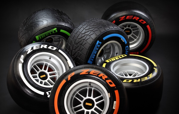 Picture wheel, tires, wheels, company, Formula-1, tyres, Formula 1, Pirelli, Italian, tires, manufacturer, reliability and beauty, …