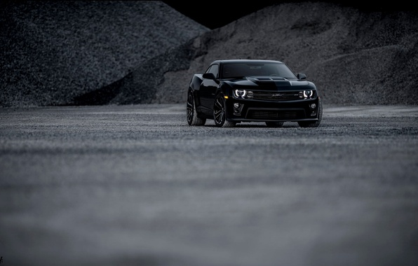 Picture Chevrolet, Camaro, black, ZL1, Andrew Thompson