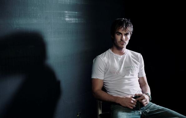 Picture actor, Damon, Ian Somerhalder, The vampire diaries, Ian Somerhalder
