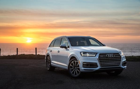 Picture Audi, Audi, SUV, crossover