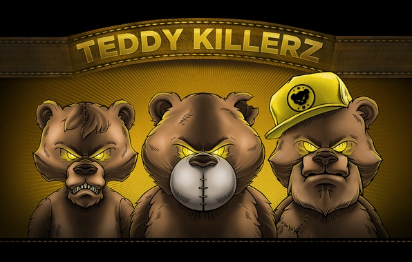 Picture Art, Drum and Bass, Dubstep, OWSLA, Artists, Teddy Killerz, Trap