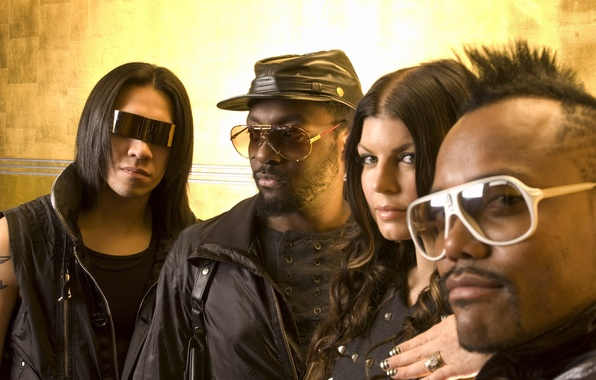 Picture music, group, the black eyed peas, bleck AI Pis
