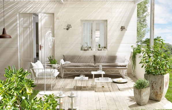Wallpaper greens sofa street interior chair veranda for Divan kreslo