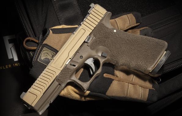 Picture weapons, Austria, Glock 17, self-loading pistol