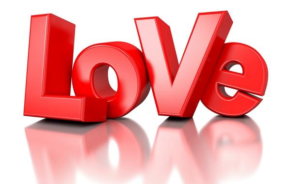 wallpaper love, letters, love images for desktop, section