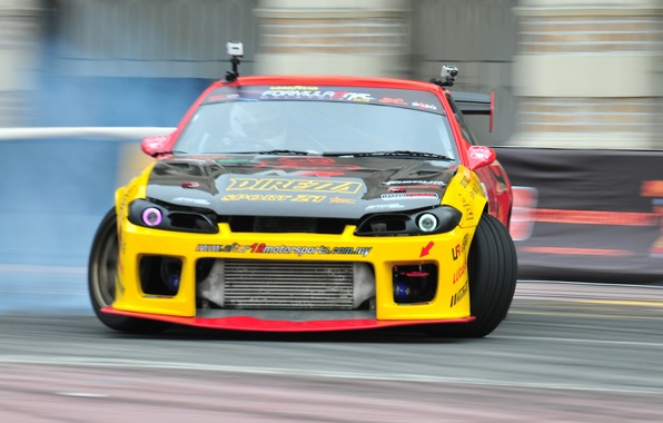 Picture sport, cars, nissan, drift, cars, Nissan, silvia, auto wallpapers, car Wallpaper, s15, drifting