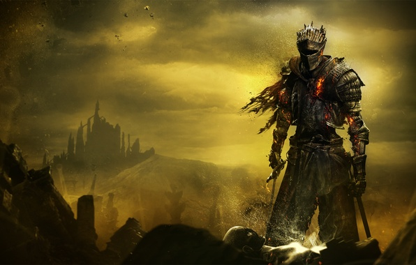 Picture Game, Namco Bandai Games, From Software, Dark Souls III