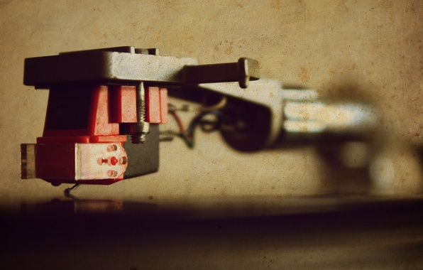 Picture needle, player, vinyl, record, vintage