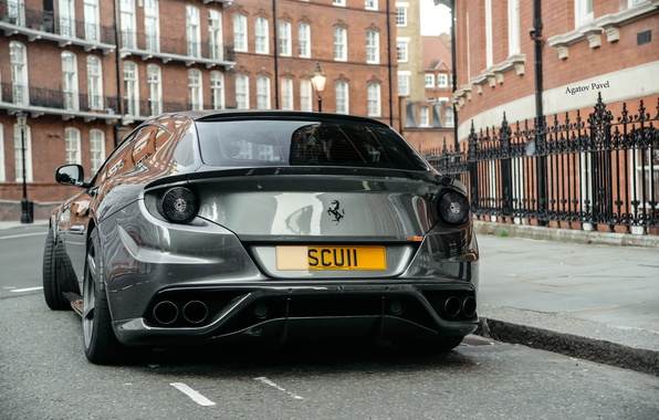 Picture Ferrari, London