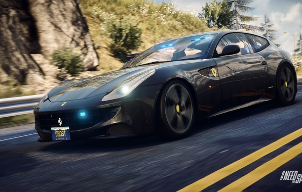 Picture Ferrari, Need for Speed, nfs, 2013, Rivals, NFSR, NSF