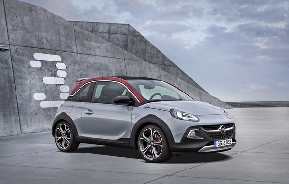 Picture Opel, Opel, Adam, 2015, Adam, Rocks S