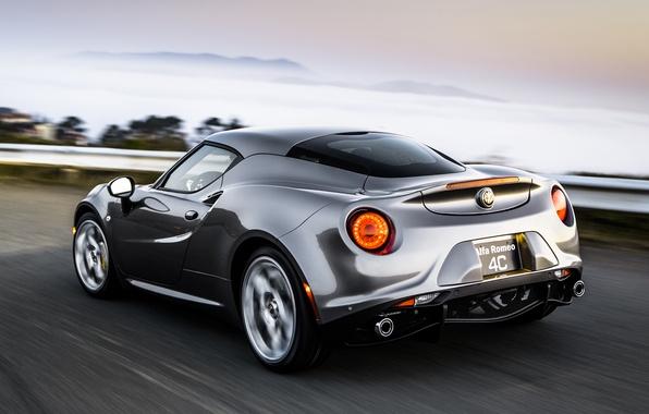 Picture auto, cabrio, Alfa romeo