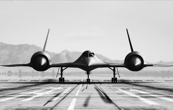 Picture scout, Blackbird, Lockheed, SR-71, strategic, supersonic