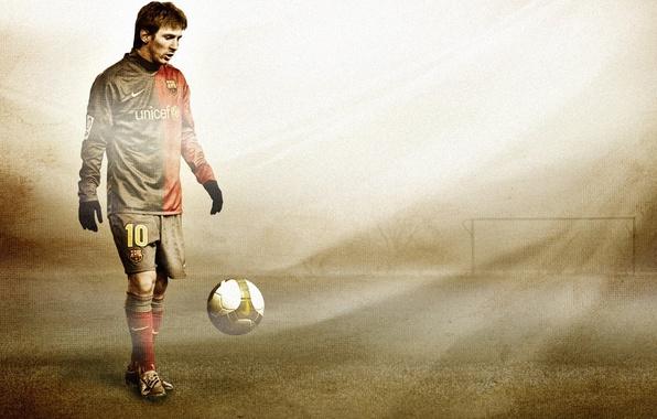 Picture football, lionel messi, barcelona
