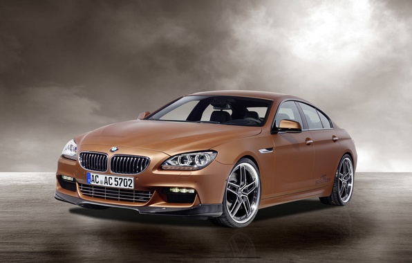 Picture BMW, BMW, Gran Coupe, AC Schnitzer, F06, 2015, 6-Series