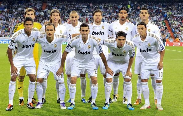 Picture team, real madrid, real Madrid, team, ronaldo, alonso, ozil, arbeloa, benzema, kaka, casillas, s.ramos, cr7, …