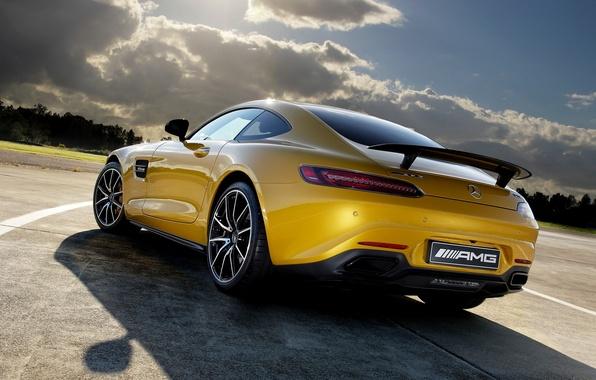 Picture Mercedes, Mercedes, AMG, AMG, AU-spec, 2015, GT S