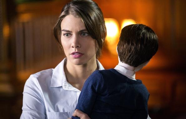 Picture Doll, Lauren Cohan, Lauren Cohan, in the film, The Boy