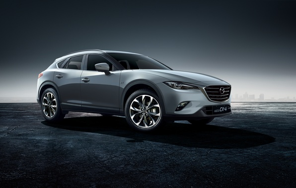 Picture Mazda, Mazda, crossover, CX-4