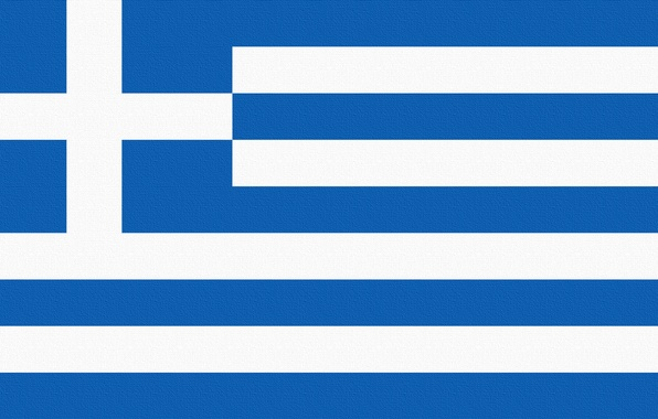Picture Blue, White, Greece, Flag, Greece