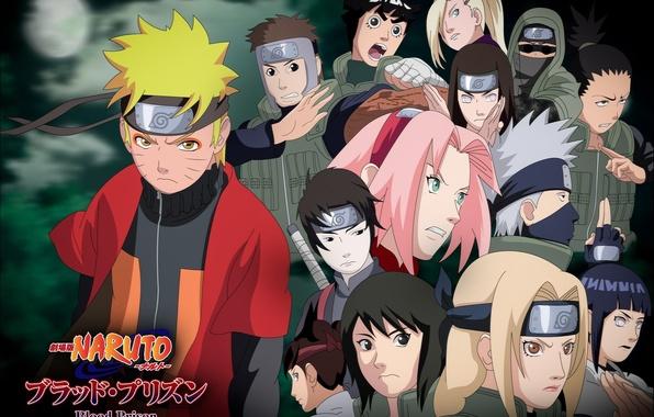 Picture game, Naruto, Sakura, anime, ninja, asian, manga, Kakashi, japanese, Naruto Shippuden, Hinata, asiatic, Yamato, live …