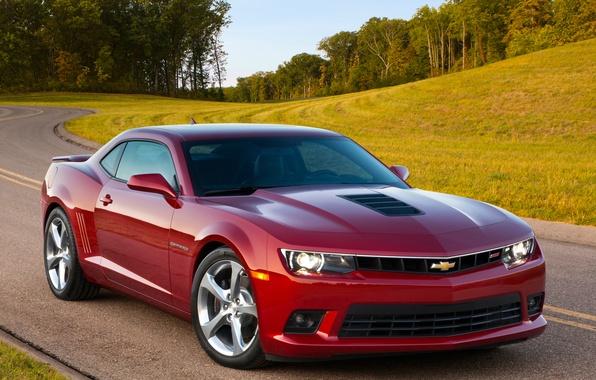 Picture machine, Wallpaper, Chevrolet, car, Camaro, Chevrolet, 2013