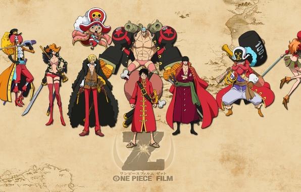 Superb Photo Wallpaper Sake, Sword, Game, One Piece, Canon, Sea, Pirate