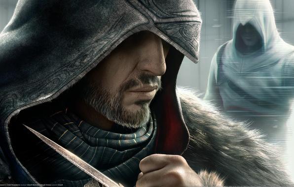 Picture assassin's creed, revelations, ezio, altair