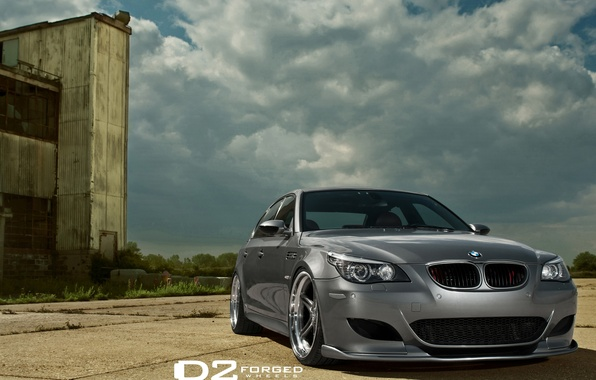 Picture bmw, d2forged, 21wheels, e60
