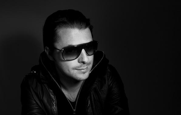 Picture House, Music, Musician, Axwell, Disc Jockey, Black And White