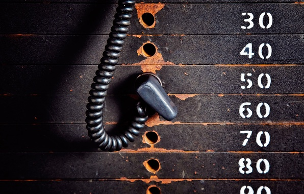 Picture metal, numbers, gym, rust, weight
