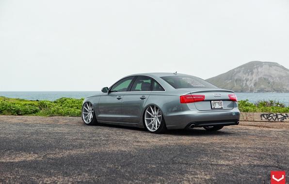 Picture Audi, Audi, wheels, vossen