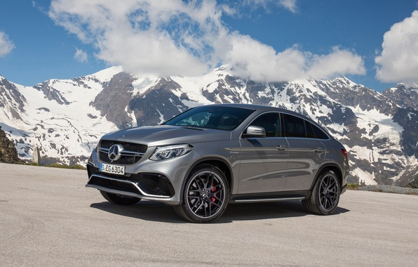 Wallpaper 2015 mercedes benz coupe mountains amg for Mercedes benz gle 450 4matic