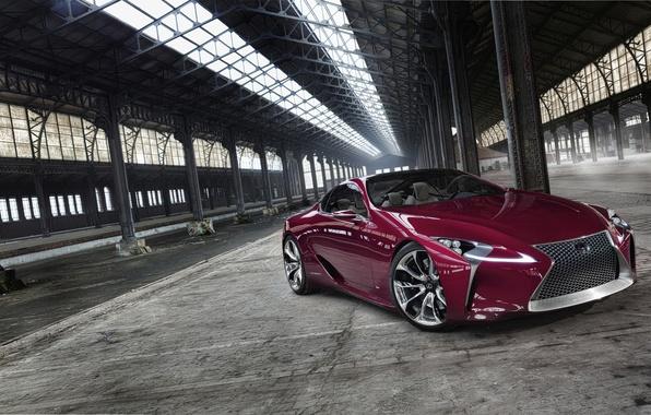 Picture Lexus, concept, The concept, Sport, LF-LC