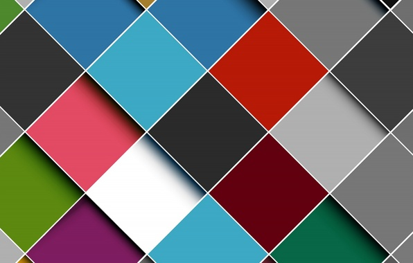 Picture abstraction, background, colors, colorful, abstract, background, diamonds