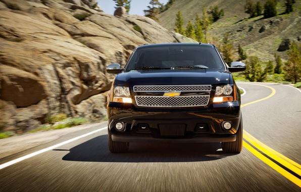 Picture road, Chevrolet, chevrolet, Chevy, 2013, suburban