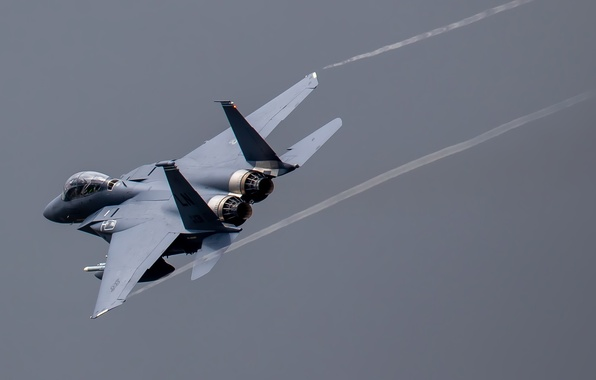 Picture weapons, flight, the plane, F15