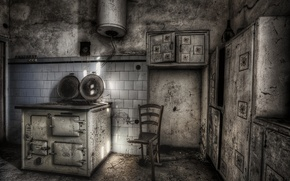 Picture background, chair, kitchen
